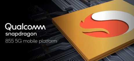 Snapdragon 855 aparece em teste de performance do Galaxy S10 contra outros SoCs high-end
