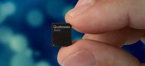 Qualcomm anuncia Snapdragon X55, o primeiro modem 5G com 7 Gbps