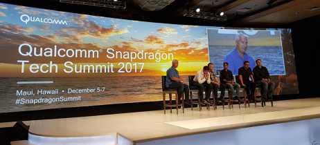 Qualcomm vai transmitir ao vivo seus anúncios do Snapdragon Technolgy Summit