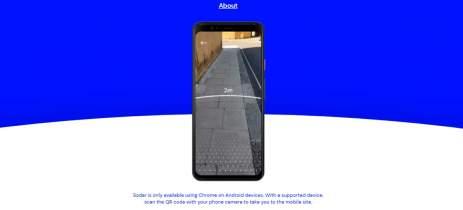 Google lança Sodar, aplicativo que usa AR para ajudar no distanciamento
