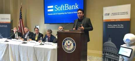 SoftBank lança fundo de investimentos para desenvolvimento de IA