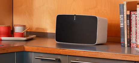 Amazon está dando cartões de presente de até US$100 para os alto-falantes Sonos
