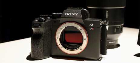 Nova câmera profissional A7R IV da Sony vem com impressionante sensor de 61 MP