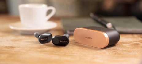 Sony lança os WF-1000XM3, novos fones intra-auriculares sem fio que cancelam ruído
