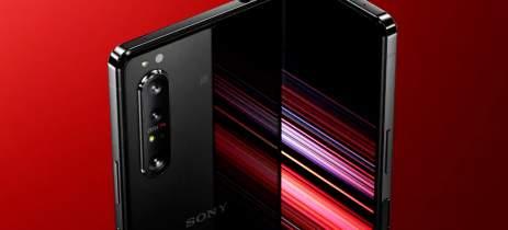 Sony Xperia 1 II chega em julho por US$ 1.200 nos EUA