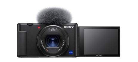 Câmera Sony ZV-1 é anunciada por 799 dólares buscando conquistar criadores de conteúdo