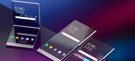 Sony pode estar trabalhando em um smartphone dobrável com suporte a 5G para 2020
