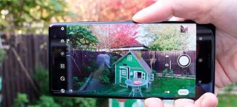 Câmera traseira do Sony Xperia XZ3 não consegue alcançar boa pontuação no DXOMark