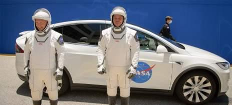 Lançamento tripulado da SpaceX deve acontecer amanhã (sábado) às 16h22 - Veja como acompanhar