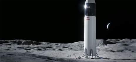SpaceX ganha contrato com NASA para levar novamente a humanidade à Lua