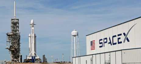SpaceX lançará 60 satélites Starlink no dia 29 de janeiro