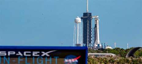 SpaceX vai lançar o Falcon 9 em teste de segurança amanhã; veja como assistir
