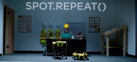O Spot, cão robô da Boston Dynamics, já está sendo comercializado!