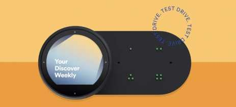 Spotify começa testes de seu primeiro gadget nos EUA: um assistente para carros
