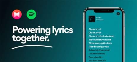 Spotify adiciona função de exibir letra de músicas para 26 países, entre eles o Brasil