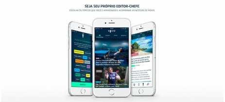 SQUID, o aplicativo de notícias dos Millennials, chega ao Brasil