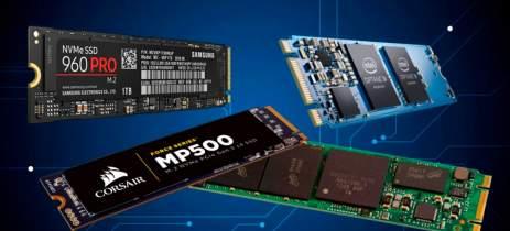 SSDs podem alcançar preço mais baixo da história no começo de 2021