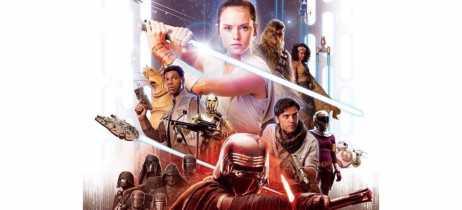 Suposto pôster de Star Wars IX que vazou é falso, de acordo com Mark Hamill