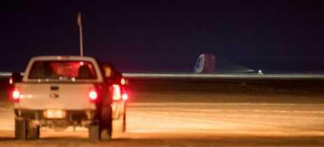 NASA e Boeing concluem o teste de voo da nave CST-100 Starliner