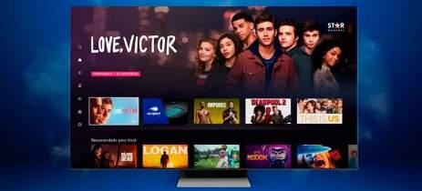 App do Star+ agora também está disponível nas TVs Samsung