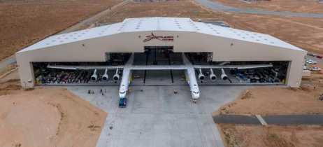 Stratolaunch o avião de dupla fuselagem e mais de 177m é o maior do mundo