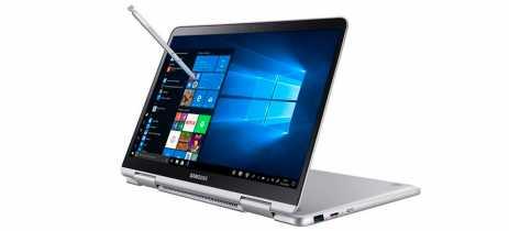 Samsung lança Style S51, notebook flexível com tela sensível ao toque
