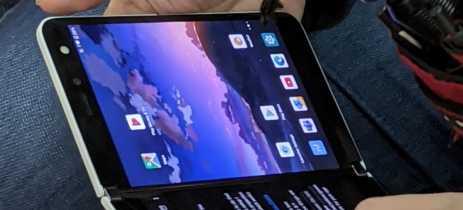 Primeiro celular da Microsoft com Android, Surface Duo parece estar próximo