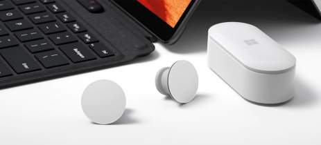 Microsoft Surface Earbuds estará disponível a partir de 12 de maio