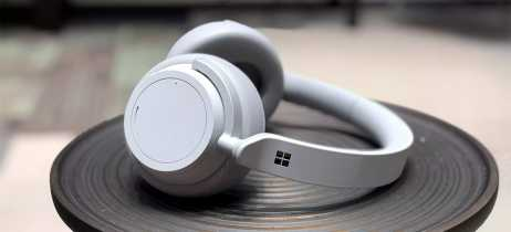 Microsoft anuncia o Surface Headphone, seu primeiro fone de ouvido