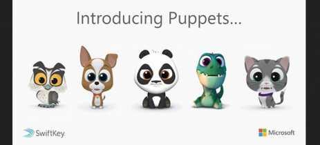 SwiftKey Puppets quer levar sua versão dos Animoji para todos os celulares e apps