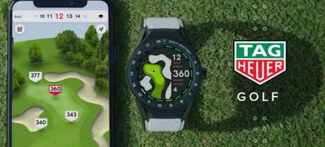 TAG Heuer lança edição especial 2020 de smartwatch dedicado aos jogadores de golfe