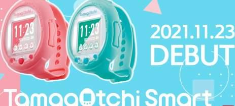 Tamagotchis estão de volta como smartwatches