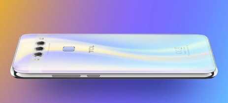 TCL apresenta seu primeiro celular, o Plex: um intermediário de 6,53'' com três câmeras