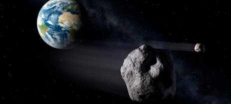 Presente de Natal? Asteroide gigantesco passará perto da Terra dia 26 de dezembro