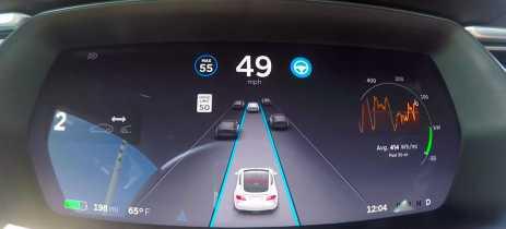 Ex-funcionário da Tesla salvou código do Autopilot em seu iCloud