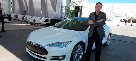 Tesla patenteia limpador de para-brisa laser para seus carros