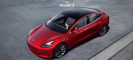 Elon Musk revela a razão por trás da câmera interna no Tesla Model 3