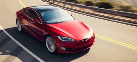 Elon Musk: Não vai demorar para Model S ultrapassar 640km com uma carga