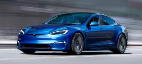 Tesla renova o design do Model S pela primeira vez e oferece autonomia de até 830km