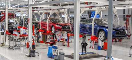 Elon Musk confirma que Tesla foi sabotada por funcionário