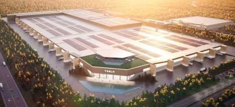 Tesla divulga o projeto da sua primeira Gigafactory de Berlim