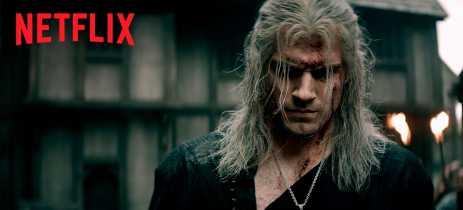 The Witcher foi assistido por mais de 76 milhões de contas da Netflix