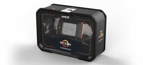 CPUs AMD Ryzen Threadripper 2970WX e 2920X chegam ao mercado