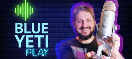 Blue Yeti: conheça o ótimo MICROFONE usado no podcast Be!Conectado
