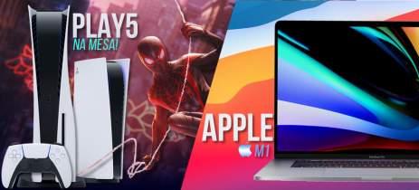 Apple M1, PLAYSTATION 5 e as PRINCIPAIS notícias da SEMANA! | Conectado! #03