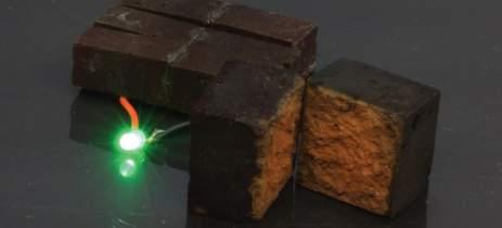 Cientistas descobrem como transformar tijolos em supercapacitores