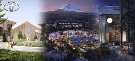 Toyota vai construir cidade inteligente no Japão - inauguração em 2021!