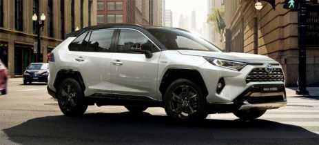 Toyota lidera mercado brasileiro de carros híbridos
