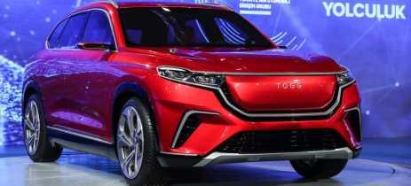 Turquia lança sua montadora e estreia com carro elétrico TOGG
