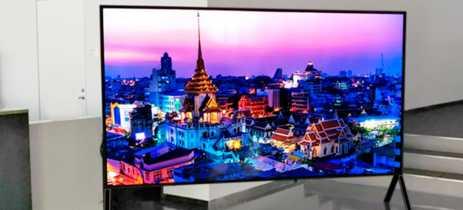 IFA 2019: Sharp se prepara para lançar TV/monitor 8K de 120 polegadas